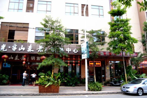 Hotel a Dinghu