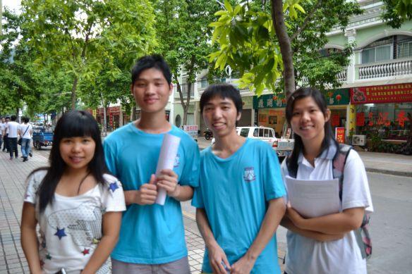 Le mie guide sul DinghuShan
